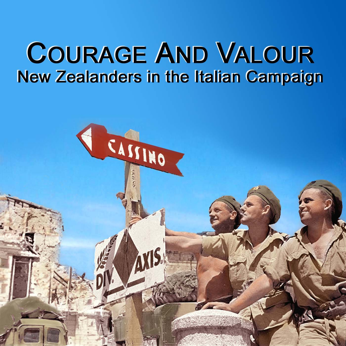 Courage And Valour » Podcast Feed